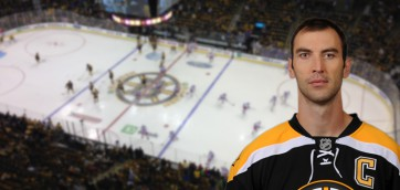 BRUINS ANNOUNCE CHARA OUT 4-to-6 WEEKS