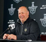 CLAUDE JULIEN PRE-GAME PRESS CONFERENCE: BUFFALO