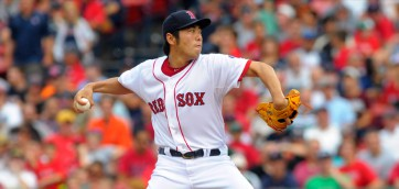 RED SOX SIGN KOJI TO 2-YEAR DEAL