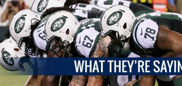 MOVING ON TO THE JETS