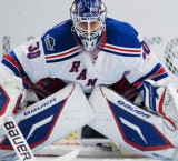 "LUNDQVIST ON HIS PLAY AGAINST BRUINS..""….IF YOU TAKE AWAY THE FIRST PERIOD, I FELT PRETTY SOLID"""