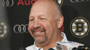 (Wilmington, MA - 6/10/15) Bruins Head Coach Claude Julien speaks with reporters during an news conference at the Bruins practice facility, Wednesday, June 10,...  </div> <a href=