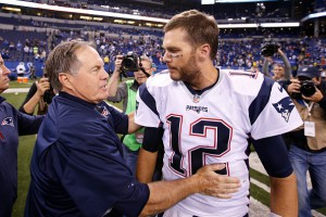 New England Patriots v Indianapolis Colts