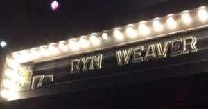 Run Weaver performed in Boston