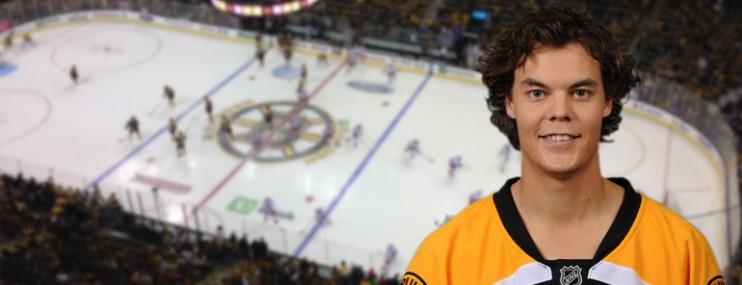 NHL NAMES RASK THIRD STAR FOR JANUARY