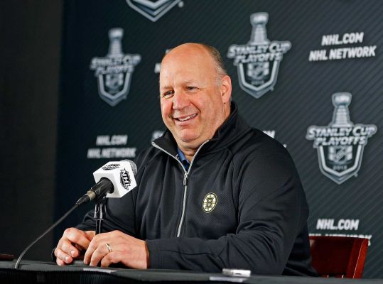 Claude Julien pre-game press conference: Coyotes