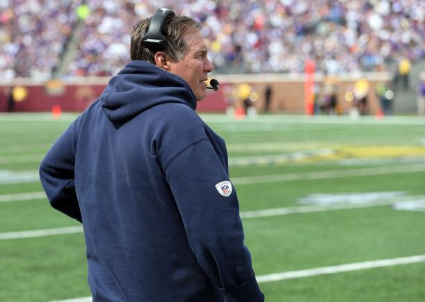 Belichick & Brady do what everyone thought they would do