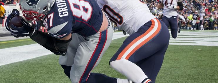 Brady, Gronkowski lead Pats beat down of the Bears