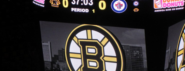 Sunday Shavings:  Sinking Bruins slipping out of the playoffs, Notes from Causeway St.