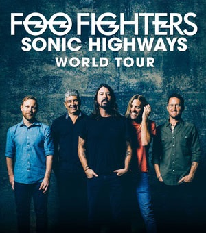 FOO FIGHTERS COMING TO FENWAY !
