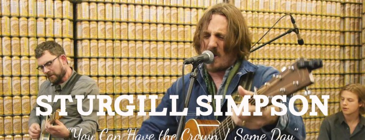 STURGILL SIMPSON TAKES YOU BACK IN TIME