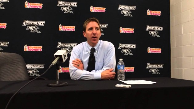 FRIARS WIN FROZEN FOUR NATIONAL TITLE