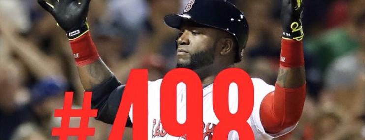 Ortiz, Sox bats bury Jays