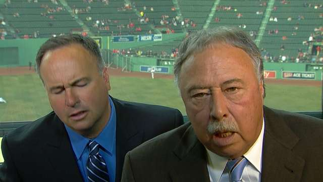 After ousting Orsillo, it seems likely that Remy will be following right behind at NESN