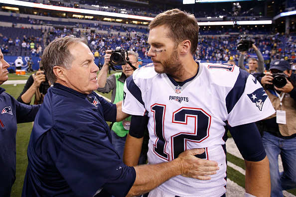 Belichick's attitude growing thin with fan base…another loss on Sunday and…….