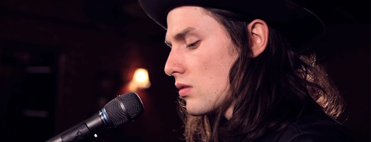 James Bay packs them in at the House of Blues