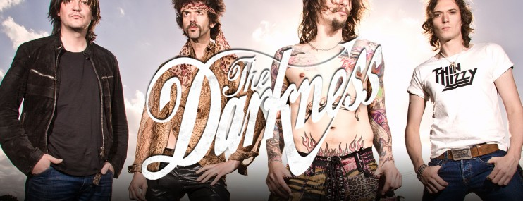 The Darkness closes out its tour with a bang at the Boston House of Blues