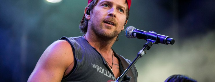 Kip Moore shines at House of Blues