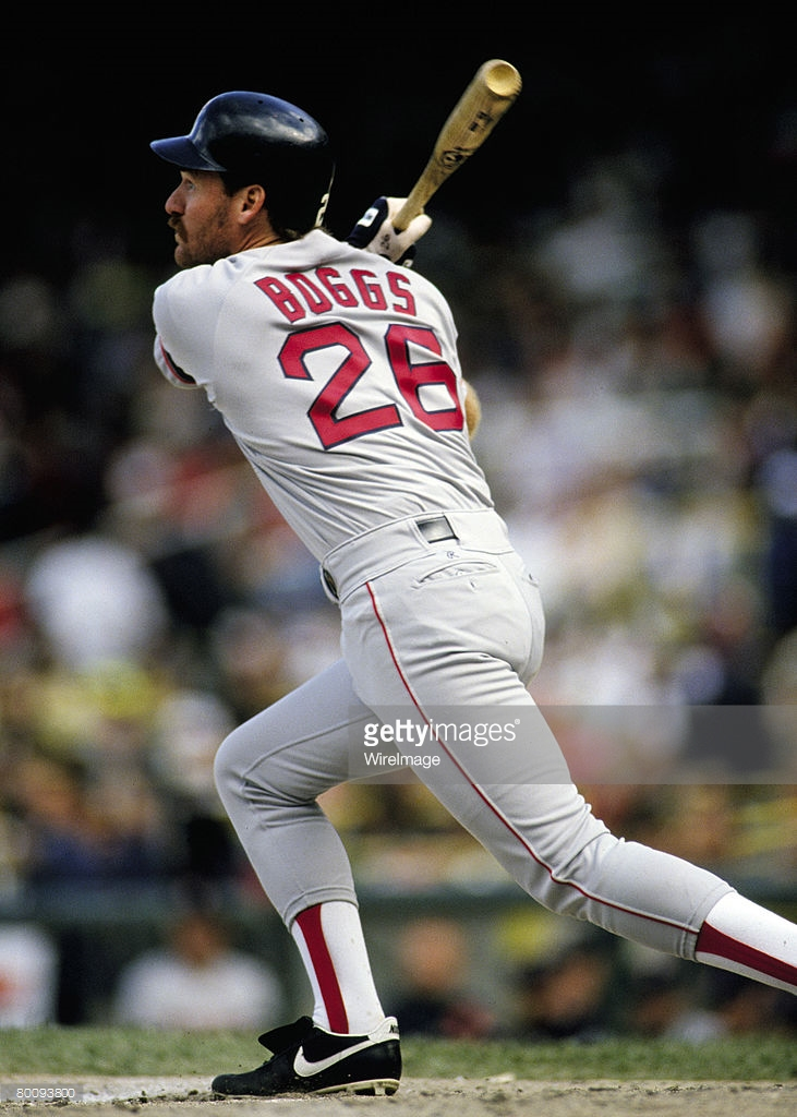 Red Sox to retire Boggs' number