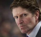 Mike Babcock press conference following loss to Bruins