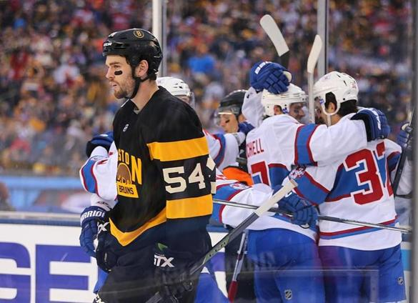 Forget about your lying eyes, it is time to go all in on the Bruins