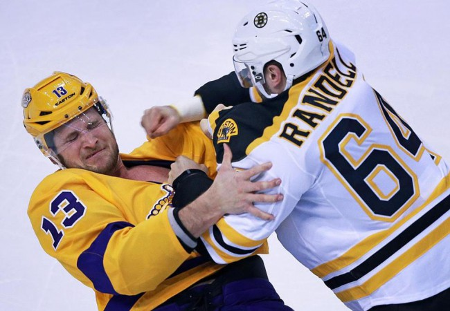 West Coast woes should lead to lineup changes for Bruins