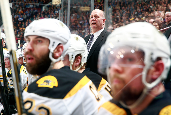 Best bet for the Bruins would be to strip the team to its bare bones