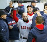 Rolling Red Sox continue to find ways to win