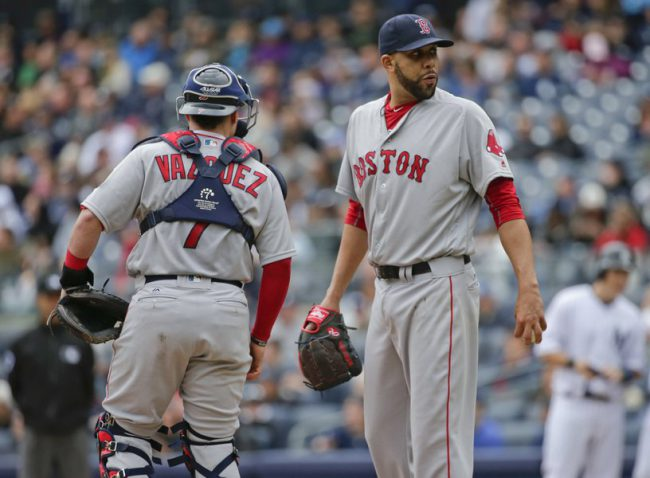 Price's poor performances pulling Sox down