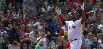 Ortiz's swan song is an instant classic