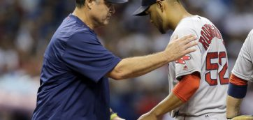 Reeling Red Sox require repairs right away