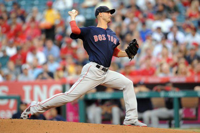 Sox bats bail out Porcello