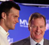 With Brady bowing out, Goodell finally gets the pound of Patriots' flesh he was looking for