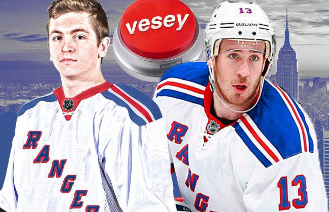 Vesey bouncing to the Rangers is a clear reflection on the Bruins brass