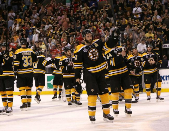 Woulda Shoulda Coulda The Bruins Dynasty That Never Was