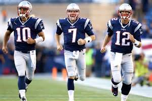 Patriots Quarterback Problems are Really NO Problem at All!!