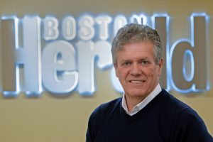 Boston Herald sports writer Steve Buckley