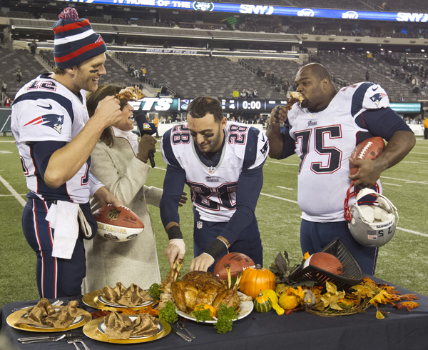 Thanksgiving and Football…a Fine Pairing