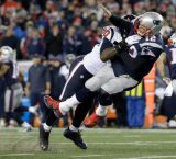 Once thought to be mortal locks to get to the Super Bowl, against the Texans the Patriots prove to be simply mere mortals