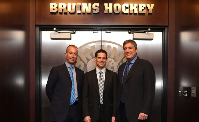 Yet another season when it seems the Bruins are being run by three blind mice