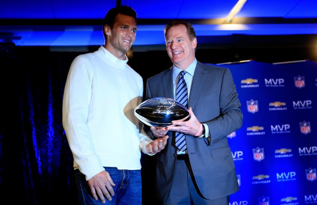 Will Goodell Show Up at Gillette for AFC Championship Game or Save His Congratuations for Super Bowl Sunday?