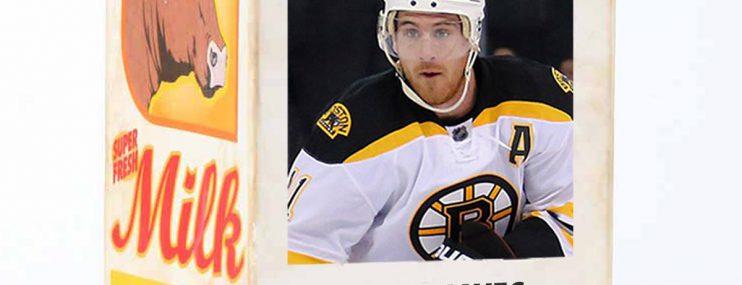 Bruins say bye-bye to Jimmy Hayes