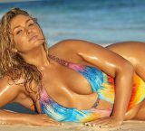 SI Swimsuit Model Hunter McGrady Happier at Size 16??  Really?