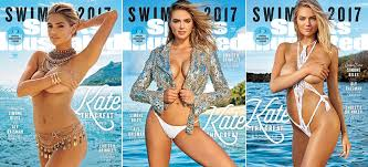 Kate Upton Covers SI Swimsuit Edition…Barely