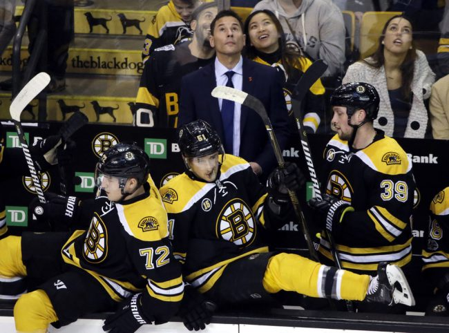 Despite the bounce they received from Butch, the troubles with the way the Bruins are built still exist