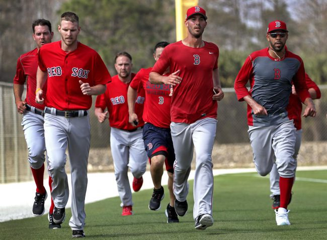Lack of depth and injuries have the Red Sox losing the arms race