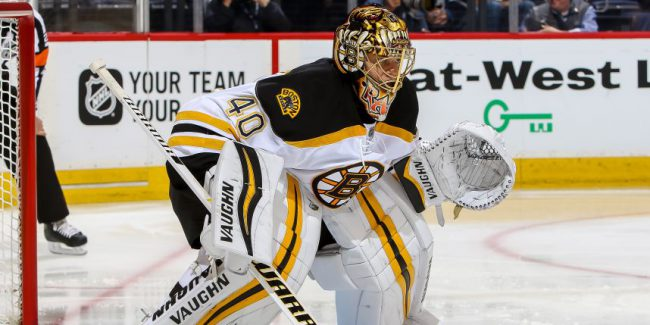 Despite bounce a back performance, Rask is running the risk of becoming the Bruins' Buchholz