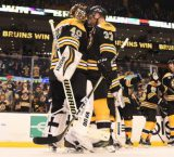 How long Rask's rebound lasts, will determine how long the Bruins season does