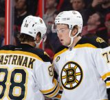 With or without Pastrnak, the Bruins rebuild won't be over this season