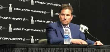 It would be a crime for the Bruins not to name Cassidy their head coach